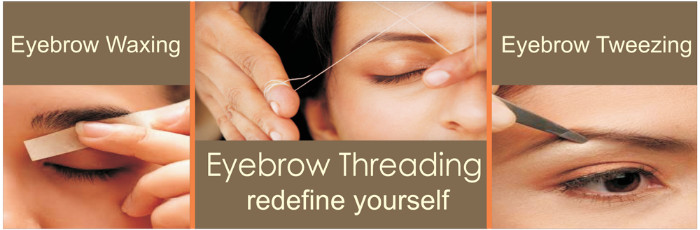 The inevitable question – Threading or Waxing or Tweezing? | Welcome ...